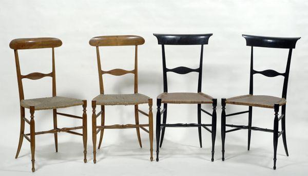 A ciascuno la sua sedia for Chiavarina sedia