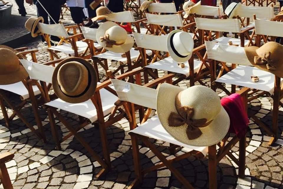 Matrimonio ad Ustica - Sofia Gangi - Cappelli