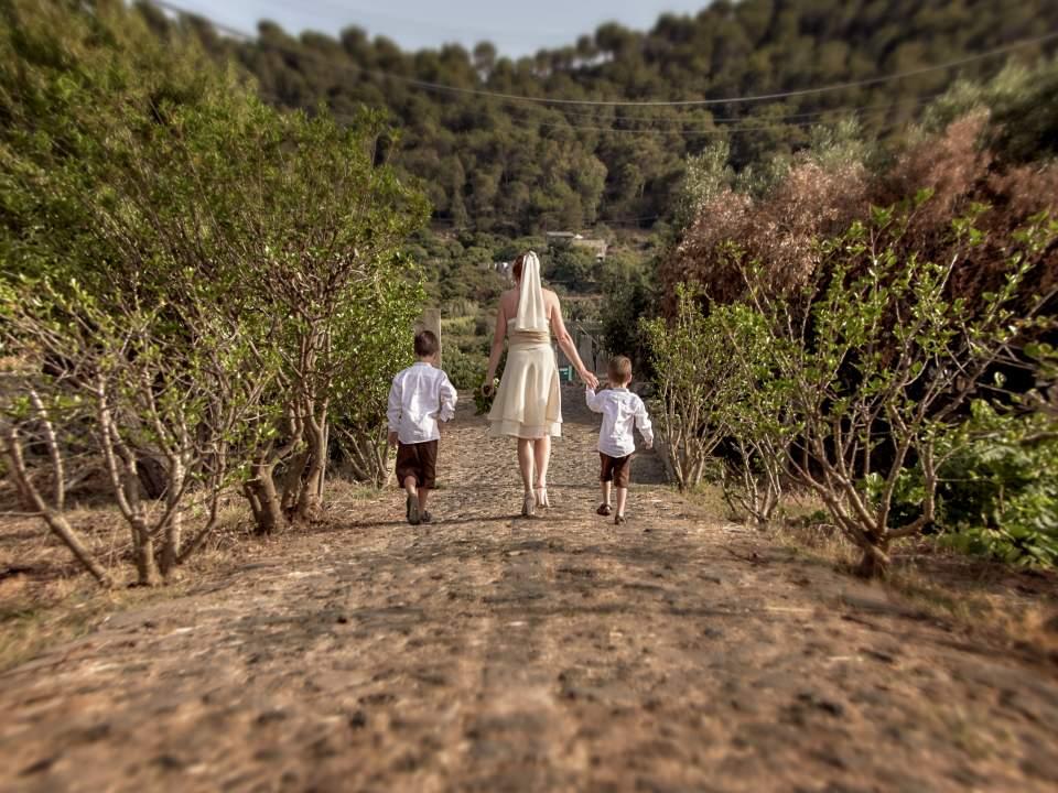 Matrimonio ad Ustica - Sofia Gangi - Mediterraneo