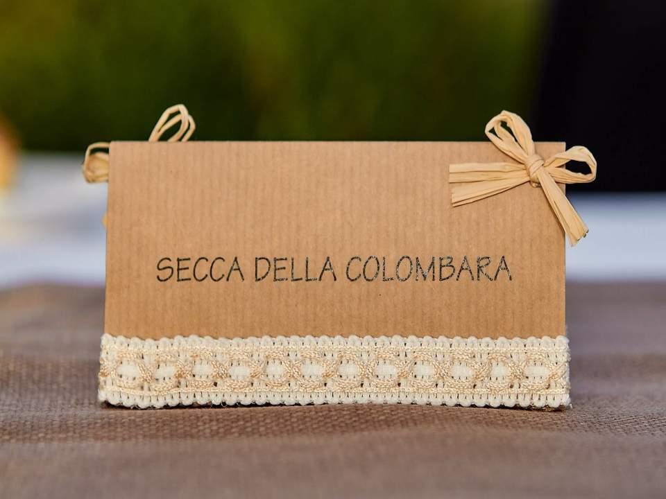 Matrimonio ad Ustica - Sofia Gangi - Secca della colombara