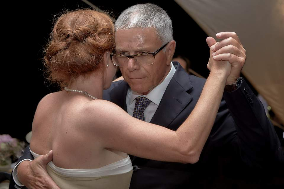 Matrimonio ad Ustica - Sofia Gangi - Tango