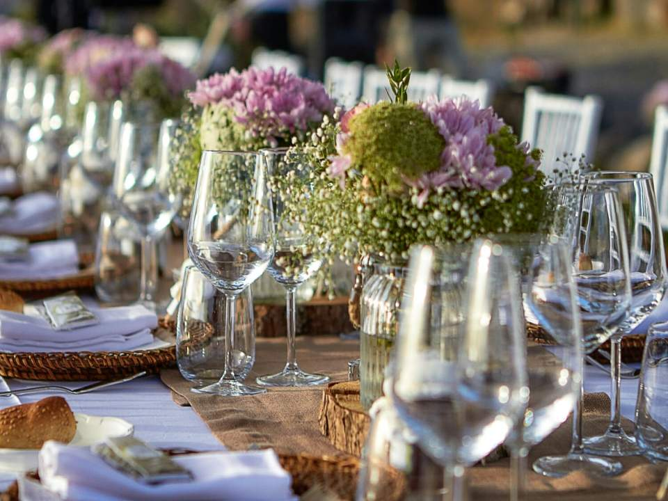 Matrimonio ad Ustica - Sofia Gangi - Tavoli 2