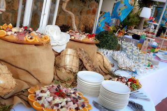 Primo compleanno di Marco 2016 Primo compleanno di Marco 2016 buffet small