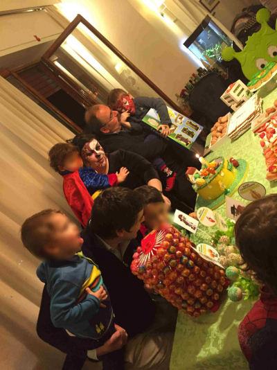 festa di compleanno a tema piante vs zombie organizzazione eventi palermo
