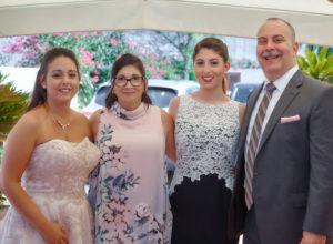 matrimonio a favignana sofia gangi Family