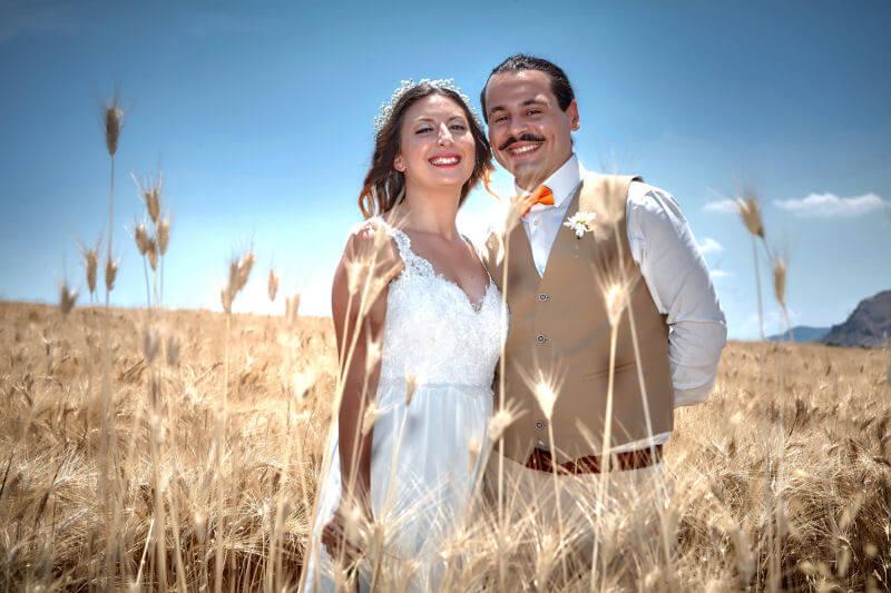 matrimonio boho chic sofia gangi palermo Campo Di Grano40