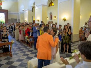 matrimonio a ustica 2017 sofia gangi - chiesa 4s