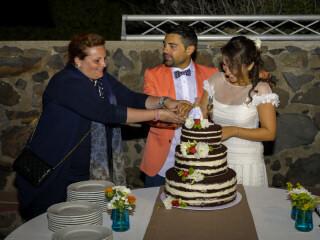 matrimonio usticese sofia gangi eventi Taglio Torta s