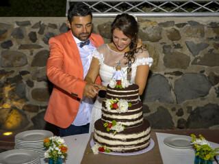 matrimonio usticese sofia gangi eventi Torta s