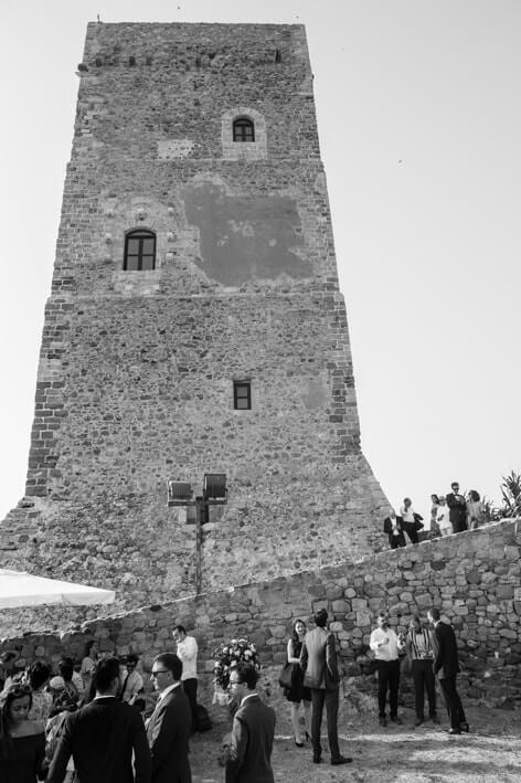 matrimonio torre roccella