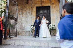 Matrimonio chiesa Santa Maria La Nova Sofia Gangi Wedding Planner Palermo (10)-min