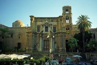 Matrimonio Chiesa Martorana Santa Maria dell'Ammiraglio Palermo Sofia Gangi Wedding Planner 2019 (1)_320x214