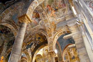 Matrimonio Chiesa Martorana Santa Maria dell'Ammiraglio Palermo Sofia Gangi Wedding Planner 2019 (2)_320x240