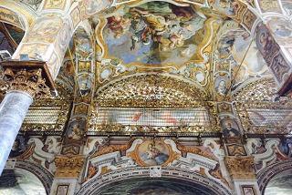 Matrimonio Chiesa Martorana Santa Maria dell'Ammiraglio Palermo Sofia Gangi Wedding Planner 2019 (3)_320x240